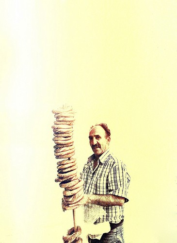 The Tower of Bagel.
