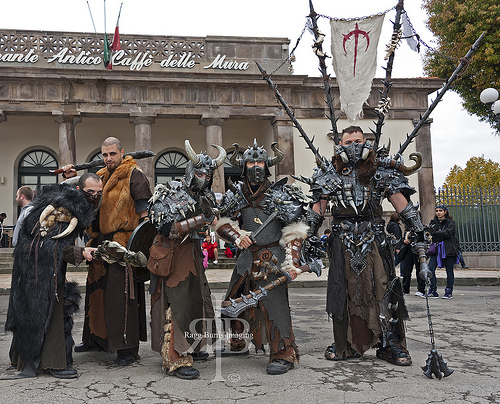 """Good Lordi! Is it time for the Eurovision Song Contest already?"""