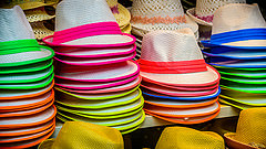 Fedoras you can wear with Pride.