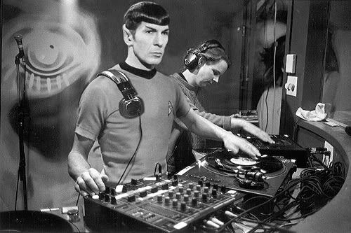 Star Trek : The Vinyl Frontier.