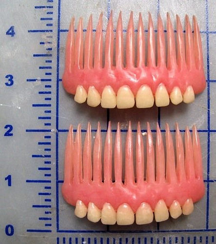So thats what they mean by a fine-toothed comb...